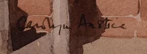 CAROLYN AUSTICE: ANGUS HOUSE, EDZELL