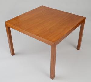 EDWARD WORMLEY FOR DUNBAR, PAIR OF END TABLES