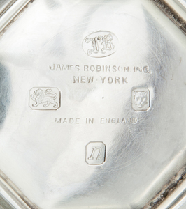 Group of Seven Silver Table Articles