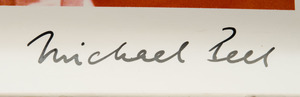 MICHAEL PEEL (b. 1940): THE CAMERA NEVER LIES