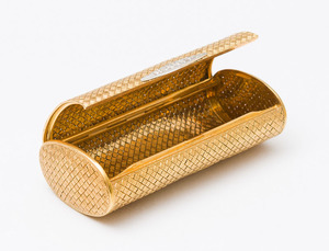 ITALIAN 18K GOLD EVENING BAG