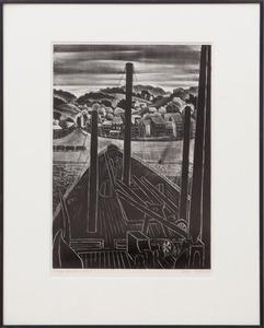 VERA ANDRUS (1895-1979): SNUG HARBOR