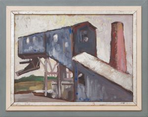 THOMAS WEEKS BARRETT JR. (1902-1947): FACTORY