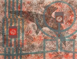 Jimmy Ernst (1920-1984): Untitled