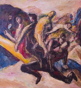 PETER PASSUNTINO (b. 1936): FIGURES
