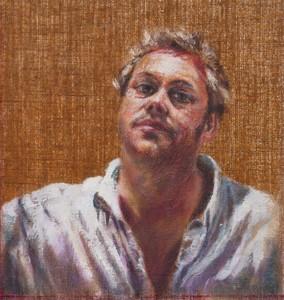 TOBIAS KEENE (b. 1963): PORTRAIT OF A MAN
