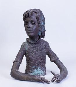 MARGUERITE STIX (1904-1975): ANNE
