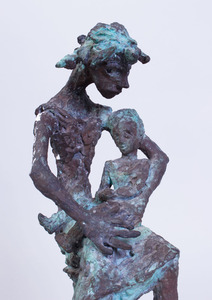 MARGUERITE STIX (1904-1975): BALLET; JAMIE AND NANCY; AND WOMAN WITH CHILD ON HER LAP