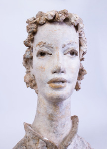 MARGUERITE STIX (1904-1975): PORTRAIT OF DEDE PRITZLAFF