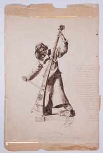 ATTRIBUTED TO HONORÉ DAUMIER (1808-1879): LE LENDEMAIN DE NOCES