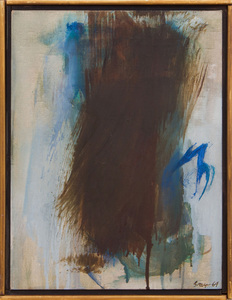 CLEVE GRAY (1918-2004): LIGHT AND FORMAT WITH COLORS