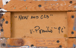 VINCENT POMILIO: NEW AND OLD