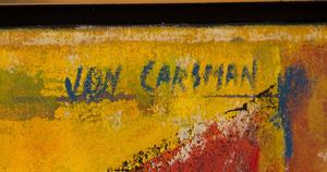 JON CARSMAN (1944-1987): EDWARDSVILLE