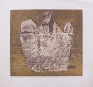 HENRI HAYDEN (1883-1970): PAYSAGE VERT