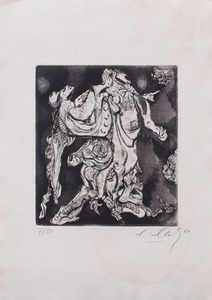 MISCELLANEOUS GROUP OF FOUR PRINTS