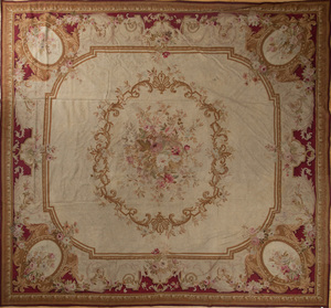 NAPOLEON III AUBUSSON CARPET