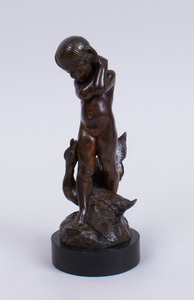 AFTER EDWARD BERGE (1876-1924): DUCK MOTHER