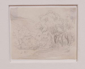 HIPPOLYTE LETY (1878-1959): AVENUE DE L'OBSERVATOIRE; AND LANDSCAPE