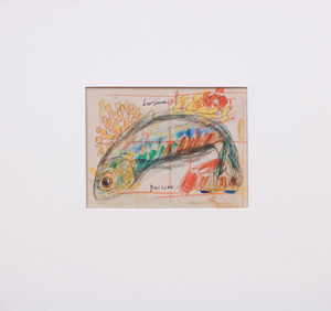 TATIANA LOGUINE (1904-1982): POISSON; CANNES; ST. JACQUES; AND STILL LIFE