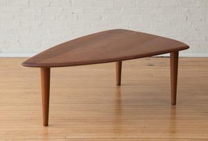 DANISH MODERN TEAK LOW TABLE