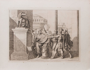 AFTER BARTOLOMEO PINELLI (1781-1835): ISTORIA ROMANA: ONE HUNDRED AND NINE PLATES