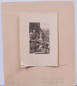 MISCELLANEOUS GROUP OF FIFTEEN OLD MASTER PRINTS