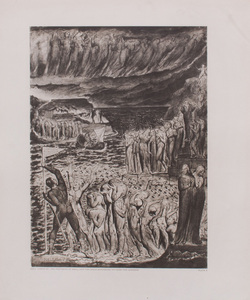AFTER WILLIAM BLAKE (1757-1827): DIVINE COMEDY