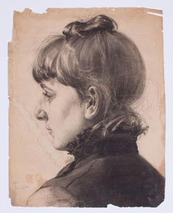 OTTO TOASPERN (1863-1940): PROFILE OF A WOMAN