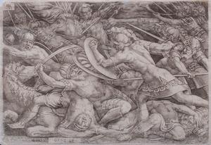 HEINRICH ALDEGREVER (1502-c. 1555): THE NATIVITY