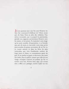 HANS FISCHER (1909-1958): L'HOMME DÉGUISÉ EN HOMME