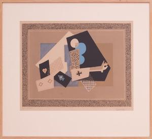 GINO SEVERINI (1883-1966): NATURE MORTE