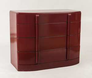 HEYWOOD-WAKEFIELD 'AIRFLOW' CHEST OF DRAWERS