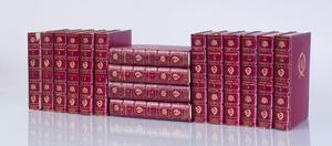 DE BOURRIENNE, LOUIS ANTOINE FAUVELET: MEMORIES OF NAPOLEON, IN SIXTEEN VOLUMES
