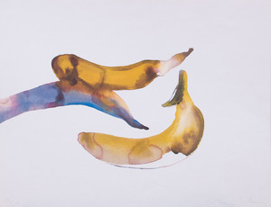 CHARLES SCHORRE (1925-1996): UNTITLED (BANANAS)