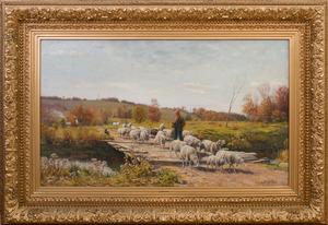 ALFRED BRYAN WALL (1872-1937): CLAY HEAD ROAD
