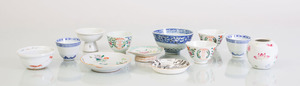 GROUP OF CHINESE PORCELAIN WARES