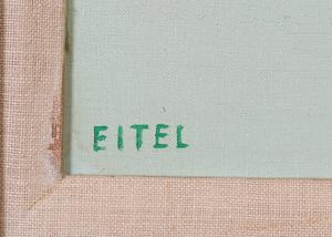 EITEL (JACQUES EITELWEIN) (1926-2006): LES VOLIERS