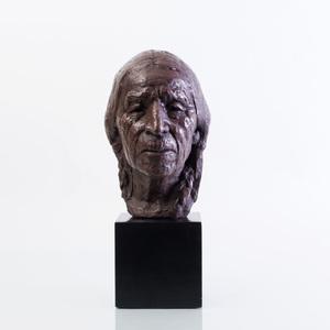 Alva Studios: Head of a Native American