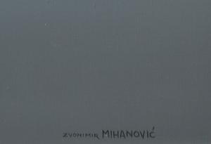 ZVONIMIR MIHANOVIC (b. 1946): MY GRANDFATHER'S BOAT