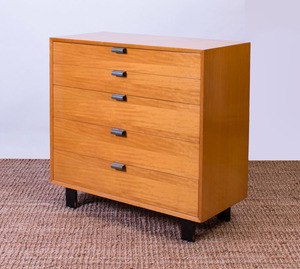 GEORGE NELSON PRIMAVERA CHEST OF DRAWERS FOR HERMAN MILLER