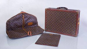 THREE LOUIS VUITTON ARTICLES