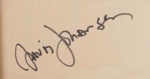 DAVID JOHANSEN (b. 1968): SIPPIE WALLACE SALOON