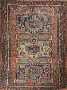 PERSIAN SOUMAK FLATWEAVE CARPET