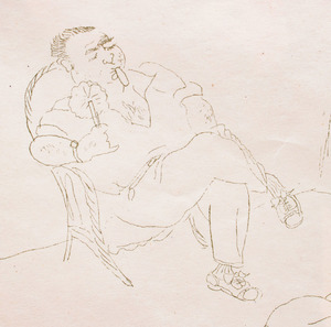 JULES PASCIN (1885-1930): EXERCISE I