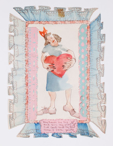 HILDA AND PAUL CASTELLON: A GROUP OF THIRTEEN DRAWINGS
