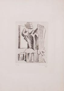 ALBERTO MAGNELLI (1881-1971): COMPOSITION