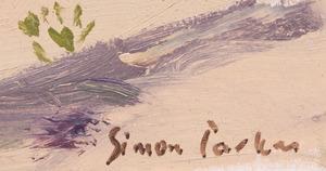 SIMON PARKES: THE WALKING DUNE, NAPEAGUE, EAST HAMPTON