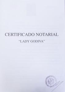 SALVADOR DALI (1904-1989): LADY GODIVA