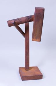 RICHARD STANKIEWICZ (1922-1983): UNTITLED