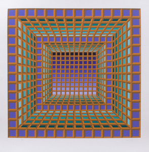 VICTOR VASARELY (1906-1997): LONDON; MEXICO CITY; AND MEXICO CITY
